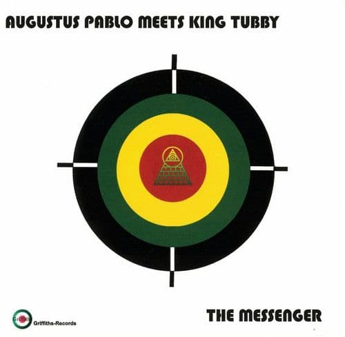 Augustus Pablo Meets King Tubby<br>The Messenger<br>CD